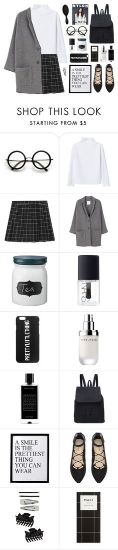 """Can We Start Again?"" by tania-maria ❤ liked on Polyvore featuring ZeroUV, WNDERKAMMER, MANGO, Threshold, NARS Cosmetics, Marc Jacobs, Agonist, 3R Studios, Dorothy Perkins and Sephora Collection"