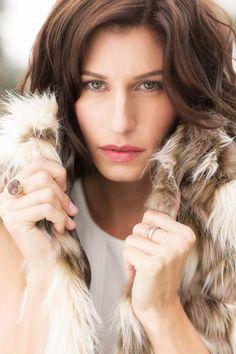 Cover Shoot - beautiful Carolin Winter