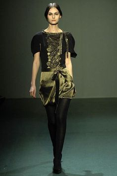 Andrew Gn Fall 2007 Ready-to-Wear Collection Photos - Vogue