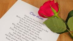 Bespoke Personalised Poetic Print for any by ScriptedforYou