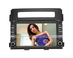 Autoradio DVD GPS Navi for New Kia Soul - Digital TV RDS USB SD  Model: HSL-SD-190D  Starting at: $346.69