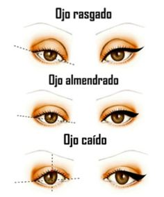 Das Eyeliner Make-up des Berühmten – Maquillaje – Muster New Makeup Ideas, Love Makeup, Makeup Art, Makeup Inspiration, Makeup Tips, Beauty Makeup, Hair Makeup, Skull Makeup, Makeup Style