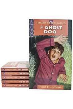 The Ghost Dog / The White Boat Rescue / The Brown Box Mystery / The Watermelon Mystery / The Trapline Thief / The Blue Cow (Sugar Creek Gang 25-30) Price:$22.49