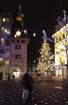 Place Molard, Geneva, Switzerland.