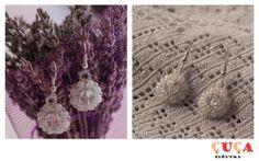 Tenderness by CUCA-bizutka - SAShE.sk - Handmade Earrings