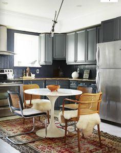 我們看到了。我們是生活@家。: 加拿大線上設計雜誌covet garden,帶我們來到室內設計師Jenn Hannotte