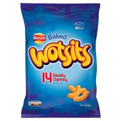 Does contain cheese/milk/lactose - Wotsits really cheesy multipack crisps. Ingredients: Maize, Rapeseed Oil, Cheese Flavour ^Dried Cheese (from Milk) (7%), Milk Lactose, Flavour Enhancer (Disodium 5'-Ribonucleotide), Acid (Lactic Acid), Colours (Paprika Extract, Annatto), Natural Flavourings, Salt, Potassium Chloride]