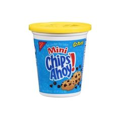 Nabisco Mini Oreo Chips Ahoy Go-Pak Tub 99 g (Pack of 4):... ($14) ❤ liked on Polyvore featuring food, food and drink, fillers and food & drinks