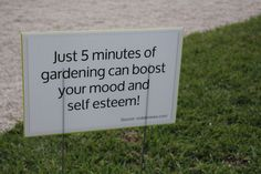 Most signs in a garden center are hard workers. They name plants, give directions and reveal prices. But signs can also be more social, telling customers about how they'll benefit from your store and your plants. They can also simply make people smile, giving them something to remember you by. Here are several such signs the staff at Greenhouse Grower RETAILING has spied over the past year to inspire you.