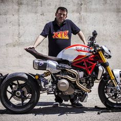 Extreme ducati Monster
