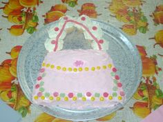 Pocketbook cake