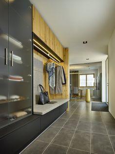 Es ist die Architektur, die Ihren Lebenstraum individuell macht. Besuchen Sie uns in unserem Musterhaus in Haid und lassen Sie sich von unserem Wohn- und Raumkonzept inspirieren!  Musterhauspark Haid, Parzelle Nr. 21 Heide Park Resort, Home Decor, News, Inspiration, Diner Menu, House Design, Apartment Kitchen, Concept, Biblical Inspiration