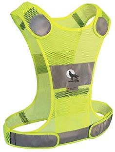 Reflective Running Vest - Lightweight Comfortable for Jogging, Walking, Cycling, Athletes - High Visibility 3M Scotchlite Reflective Safety Material - Adjustable Fit for Men and Women with Pocket Moon Glow Sports http://www.amazon.com/dp/B01A6FPCWY/ref=cm_sw_r_pi_dp_8.LVwb0QC8R3W