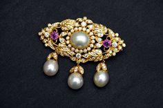 Indian Jewellery and Clothing: Diamond jewellery