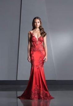 91 Mejores Imágenes De Vestidos De Noche Para Invitadas En