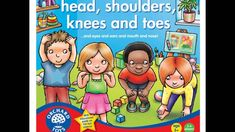 Orchard Toys Heads, Shoulders, Knees and Toes Receptive Language, Speech And Language, Foreign Language, French Language, How To Speak French, Learn French, Young Toddler Activities, Learning French For Kids, Orchard Toys