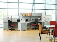 Beau Office / Administrative Furniture @ Nickerson Corporation