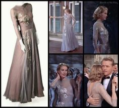 High Society: Grace Kelly in a Helen Rose gown