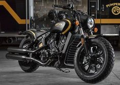 d46150bd3b5 Indian Motorcycle And Jack Daniel s Unveil Limited Edition Scout ... Harley  Davidson Chopper