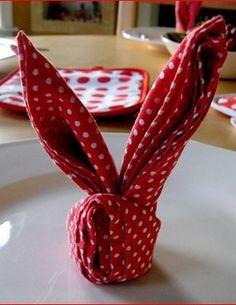 Easter Napkin