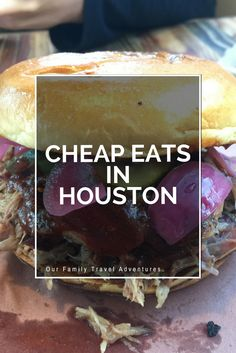 Houston Cheap Eats
