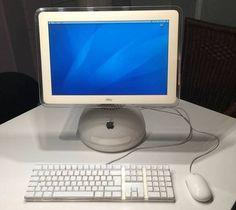 "iMac 17"" G4 1.0GHz PowerMac 6,1 in steinen kaufen bei ricardo.ch Mac, Computer, Monitor, Poppy"