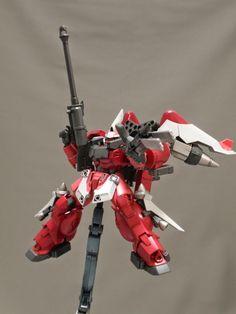 "ZGMF-1017M GINN High Maneuver ""Ginn Amazing"" Custom Build"