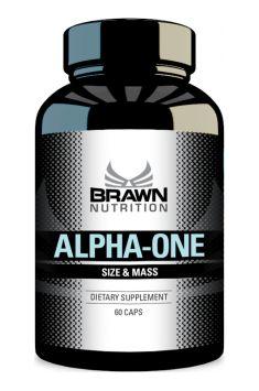 Brawn Nutrition ALPHA-ONE