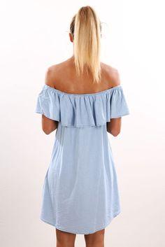 Delilah Denim Dress