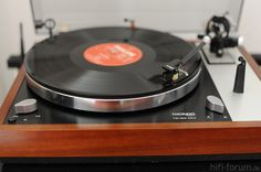Thorens TD160 MKII | akustik, mkii, td160, thorens | hifi-forum.de Bildergalerie