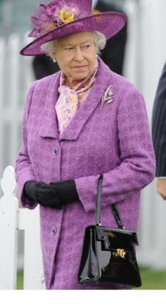 color queen elizabeth