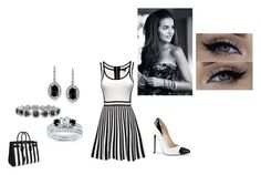 """""""black and white"""" by abbiemay85 on Polyvore"""