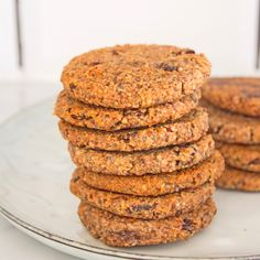 The Best Five Ingredient Cookies - DeliciouslyElla