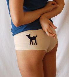 Your favourite animal on your hiney #wearable