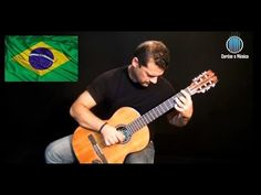 Hino Nacional Brasileiro (AULA GRATUITA) Aula de Violão Clássico - Cordas e Música - YouTube