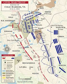 64 best Civil War Battlefields Map images on Pinterest in 2018 ...