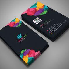 23 Ideas For Vertical Business Cars Design Logos Business Cards Layout, Vertical Business Cards, Business Card Psd, Modern Business Cards, Business Card Design, Corporate Business, Creative Business Cards, Corporate Design, Web Design