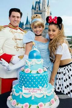 Ariana Grande na Disney❤