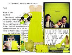 """""""The Perks of Being a Wallflower"""" by happymonkey28 ❤ liked on Polyvore featuring MAC Cosmetics, Wallflower, Emma Watson, Mason by Michelle Mason, Bardot, Marni, Rimmel, Proenza Schouler and emma watson"""