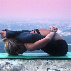 yogainsta: Daily yoga inspiration. Follow @yogainsta #YogaPoses  #YogaInspiration