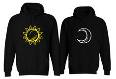 Matching Hoodies For Couples, Matching Shirts, Couple Tees, Couple Tshirts, Twin Outfits, Couple Outfits, His And Hers Hoodies, Cute Comfy Outfits, Funny Hoodies