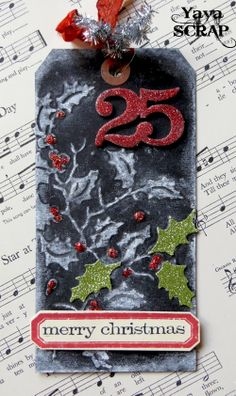 yaya scrap & more:Merry Christmas Tag http://yayascrap.blogspot.it/2013/12/una-tag-al-giorno-day3.html
