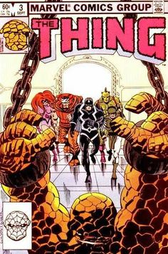 The Thing #3 - Turning Point (Issue)