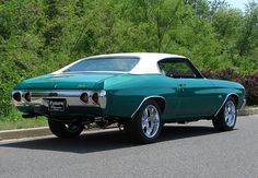 72 Chevelle SS..Re-pin...Brought to you by #HouseofInsurance for #CarInsurance #EugeneOregon.