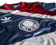 Adidas lança camisas retrô do Palmeiras inspiradas nos anos 80