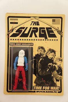 The Surge - Suckadelic