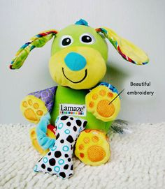 BABY TOYS toddler toys cute puppy.