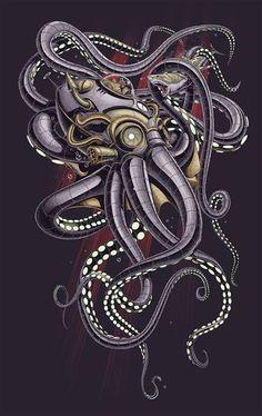 Steampunk Tendencies   Illustration by Matt Robinson