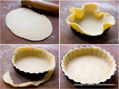 tart crust recipe for savory tarts
