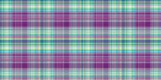 Xadrez Roxo e Verde/Purple and Green Plaid  #estampa #print #pattern #color #colorful #beautiful #cores #geometric #plaid #blue #azul #purple #classic #plaid #xadrez